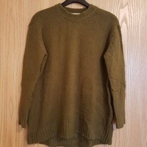 Olive PHILOSOPHY Sweater Size XS